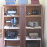 Bibliothèque d'exposition 1