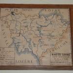 Carte Haute-Loire 1