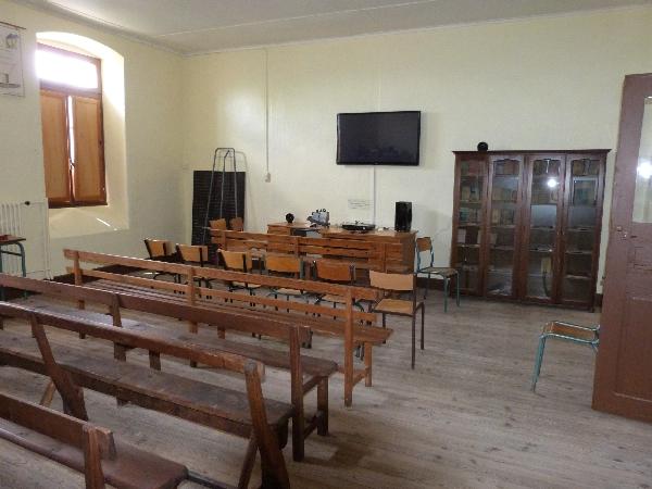 Salle vidéo 1